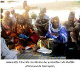 Accompagnement des Communautés en vie associative formalisée